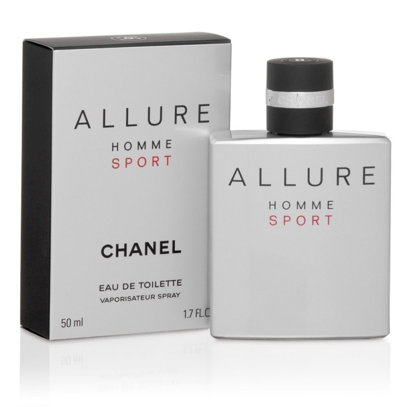 Allure Homme Sport от Chanel-1