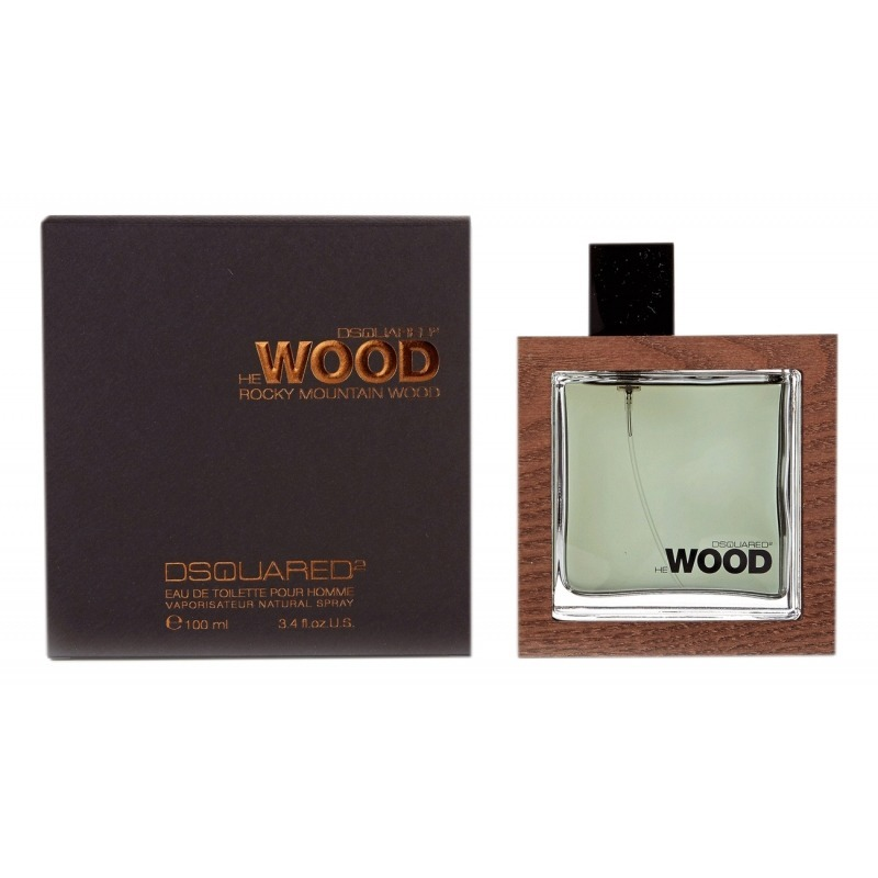 He Wood Rocky Mountain от DSQUARED2 - 1