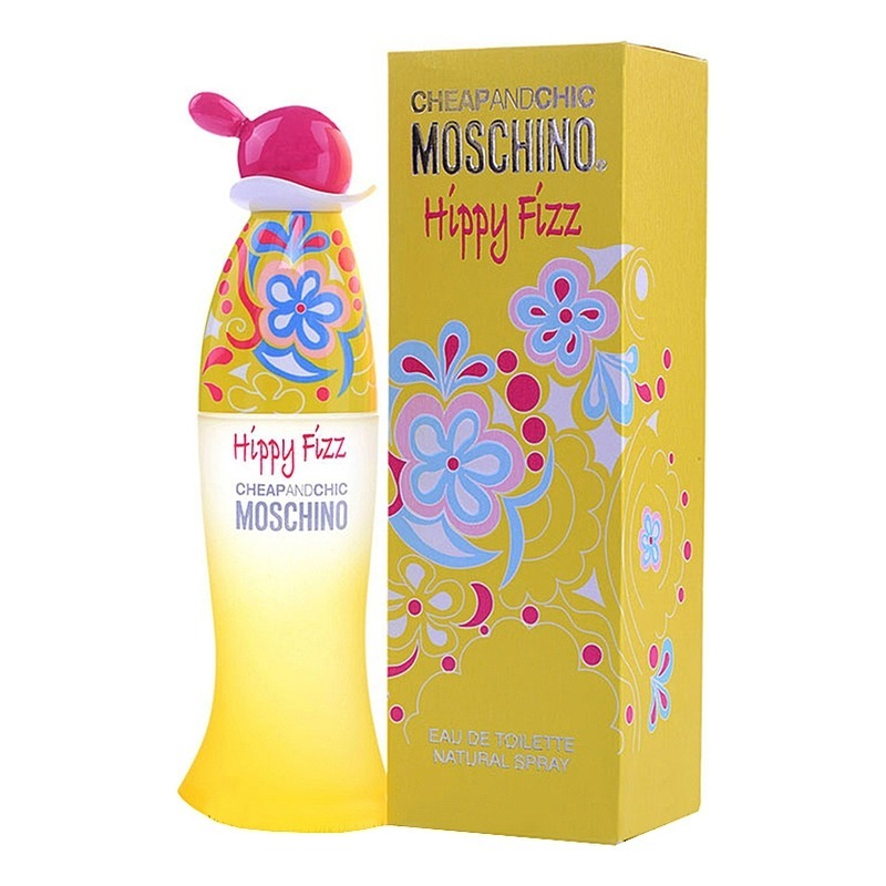 Cheap and Chic Hippy Fizz от MOSCHINO - 1
