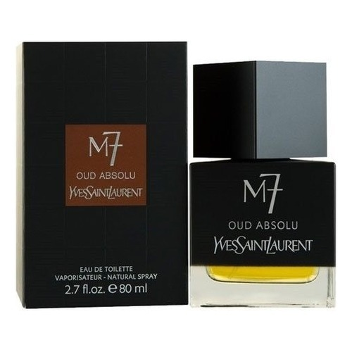 La Collection M7 Oud Absolu от Yves Saint Laurent - 1