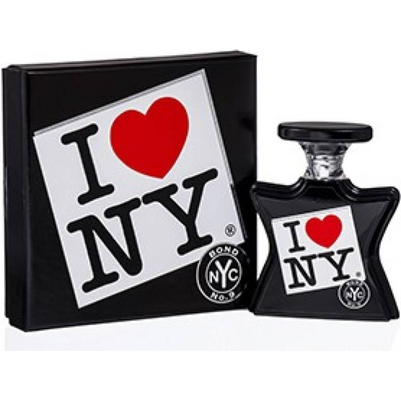 I Love New York for All от Bond No. 9-1