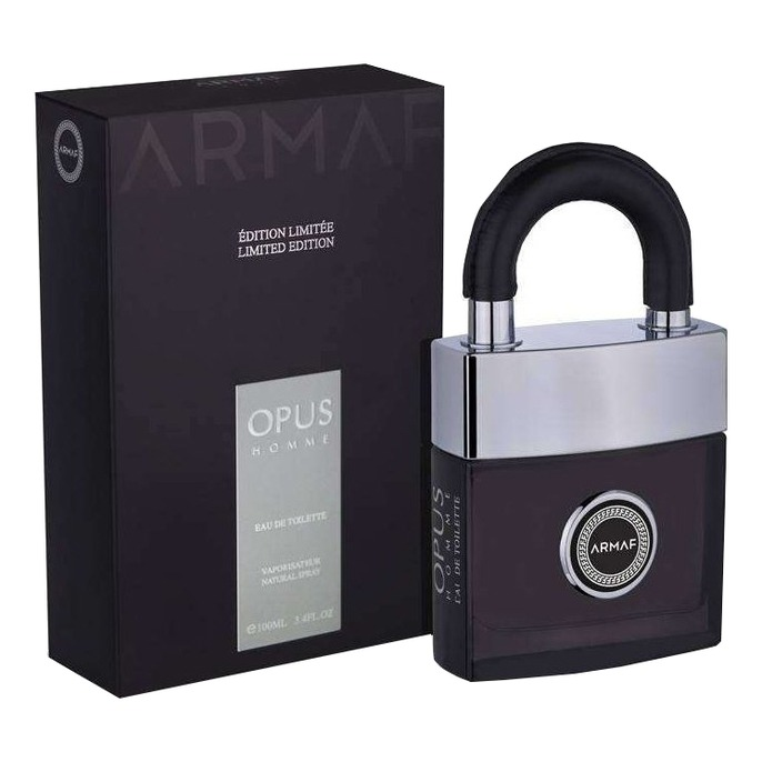 Opus Homme Limited Edition от Armaf-1