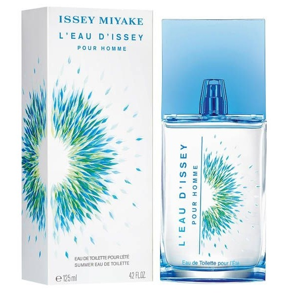L'eau d'Issey pour Homme Summer 2016 от Issey Miyake - 1