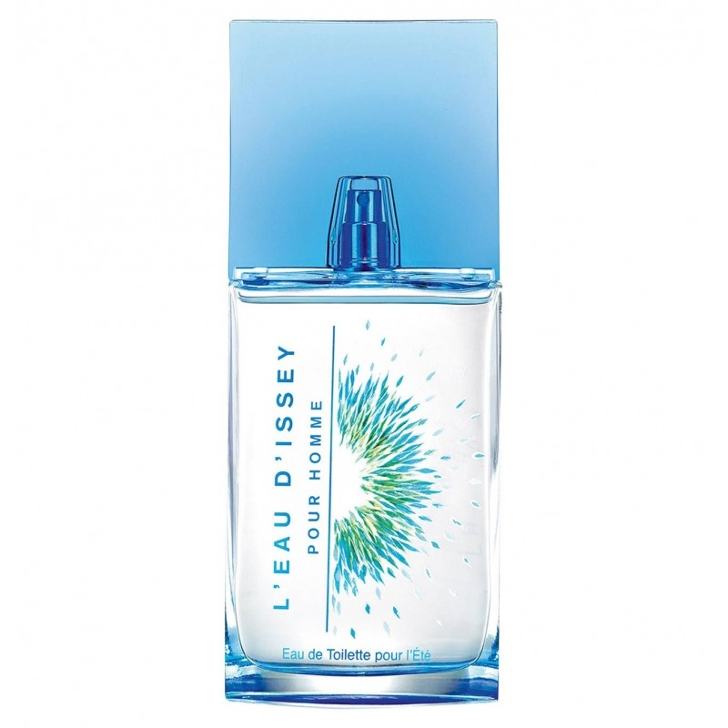 L'eau d'Issey pour Homme Summer 2016 от Issey Miyake - 2