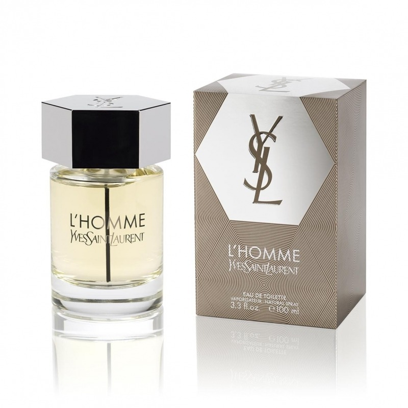 L'Homme от Yves Saint Laurent - 1