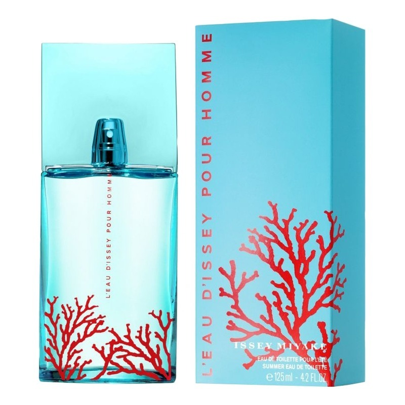 L'Eau d'Issey Pour Homme Summer 2011 от Issey Miyake - 1