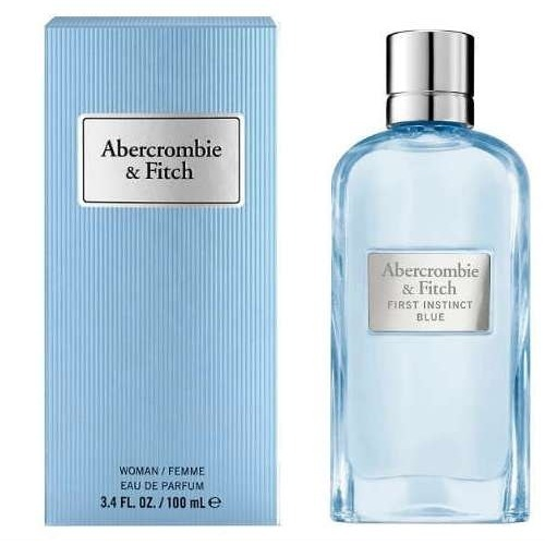 First Instinct Blue For Her от Abercrombie & Fitch - 1