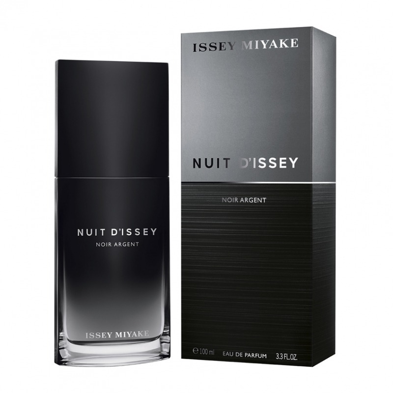 Nuit d'Issey Noir Argent от Issey Miyake-1