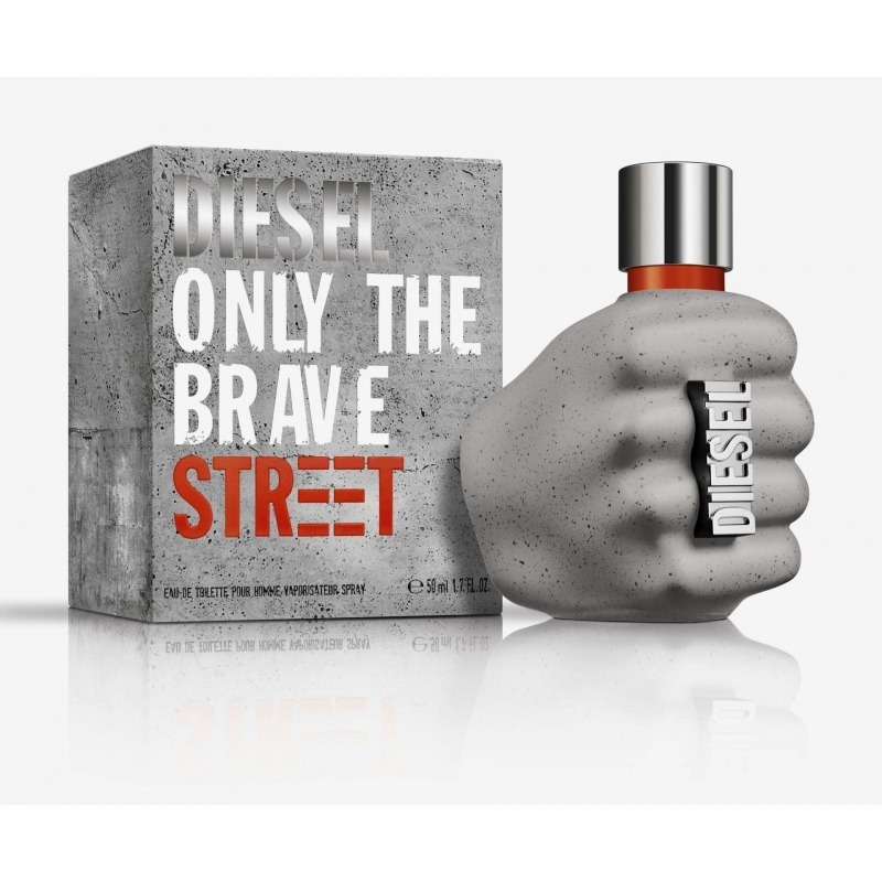 Only The Brave Street от DIESEL-1