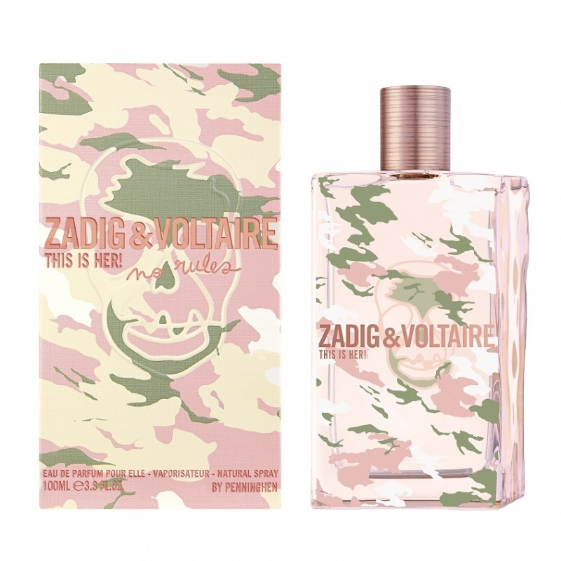 This is Her! No Rules от ZADIG & VOLTAIRE-1