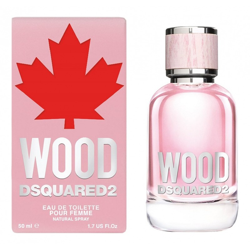 Wood for Her от DSQUARED2 - 1