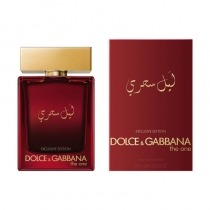The One Mysterious Night от DOLCE & GABBANA - Парфюмерная вода, 100 мл