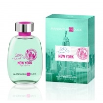 Let's Travel To New York For Woman от Mandarina Duck - Туалетная вода, 100 мл
