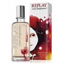 Replay Your Fragrance! Refresh for Her от Replay - Туалетная вода, 20 мл