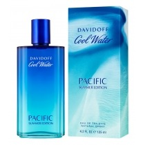 Cool Water Pacific Summer Edition for Men от Davidoff - 1