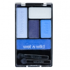 Тени для век (палетка 5 цветов) Color Icon Eye Shadow Palette от Wet n Wild