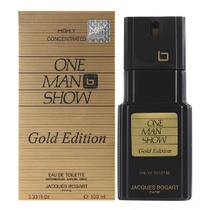 One Man Show Gold Edition от Jacques Bogart - Туалетная вода, 100 мл
