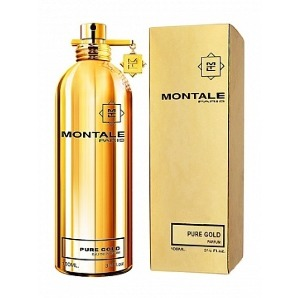 Pure Gold от MONTALE - Парфюмерная вода, 100 мл
