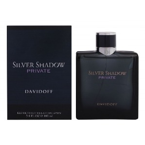 Silver Shadow Private от Davidoff - Туалетная вода, 50 мл