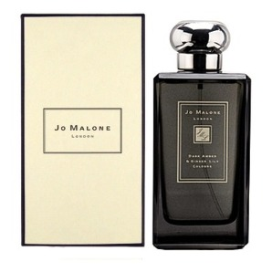 Dark Amber & Ginger Lily Cologne от Jo Malone - Одеколон, 100 мл