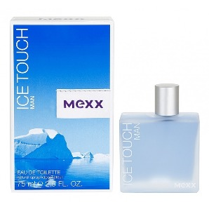 Ice Touch Man от MEXX - Туалетная вода, 50 мл