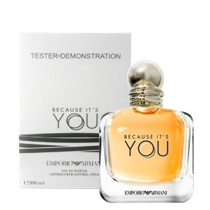 Emporio Armani Because It's You от ARMANI - Парфюмерная вода, 100 мл тестер