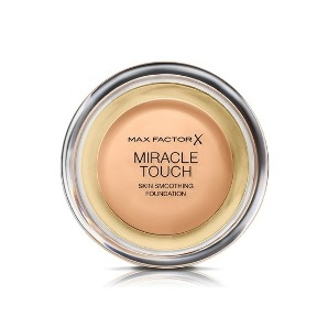 Тональная основа Miracle Touch от Max Factor - №45 warm almond