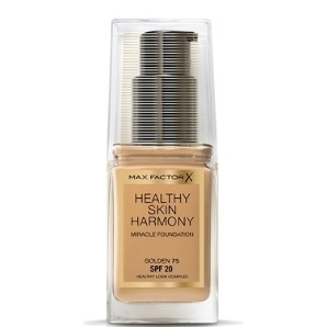 Тональная основа Healthy Skin Harmony Miracle Foundation от Max Factor - Тон 75 golden