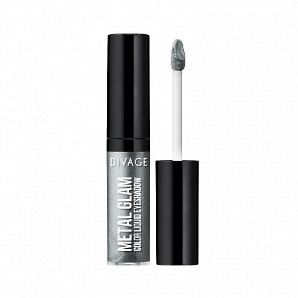 Тени для век жидкие Metal Glam Eye Tint от Divage - №02