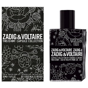 Capsule Collection This Is Him от ZADIG & VOLTAIRE - Туалетная вода, 100 мл тестер