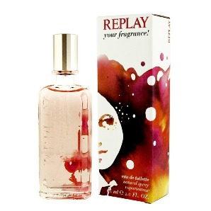 Replay Your Fragrance! for Her от Replay - Туалетная вода, 50 мл