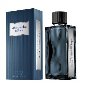 First Instinct Blue от Abercrombie & Fitch - Туалетная вода, 100 мл