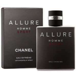Allure Homme Sport Eau Extreme от Chanel - Туалетная вода, 50 мл