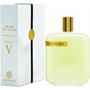 The Library Collection Opus V от Amouage - Парфюмерная вода, 5 мл отливант