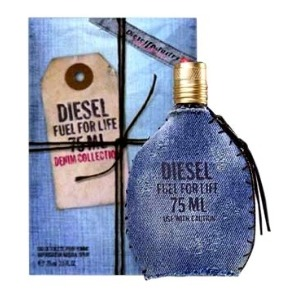 Fuel for Life Denim Collection Homme от DIESEL - Туалетная вода, 75 мл тестер