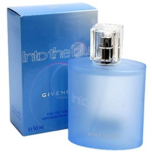 Into The Blue от GIVENCHY - Туалетная вода, 50 мл