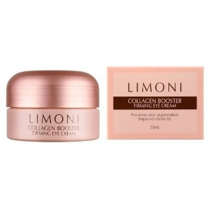 Лифтинг-крем для век с коллагеном Collagen Booster Lifting от Limoni - Крем, 25 мл
