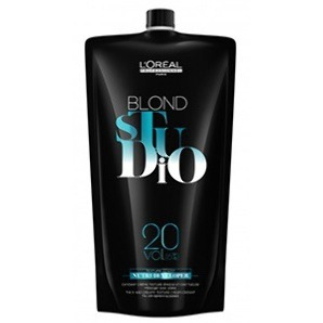 Нутри-проявитель Blond Studio Platinum от Loreal Professionnel - 6%, 1000 мл