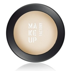 Матовые одинарные  тени для  глаз Mat Eye Shadow от Make Up Factory - №10 коричневый орех