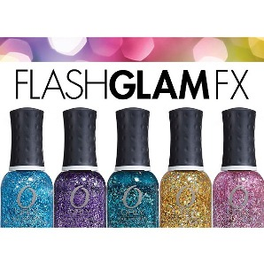 Лак Nail Color коллекция Flash Glam FX от Orly - лак для ногтей 18 мл №482 (Flash Glam FX - Embrace)