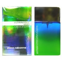 Ultraviolet Man Colours of Summer от Paco Rabanne - Туалетная вода, 100 мл