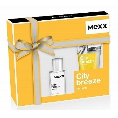 Mexx City Breeze Woman от MEXX - Набор: т.вода, 15 мл + гель д/душа, 50 мл