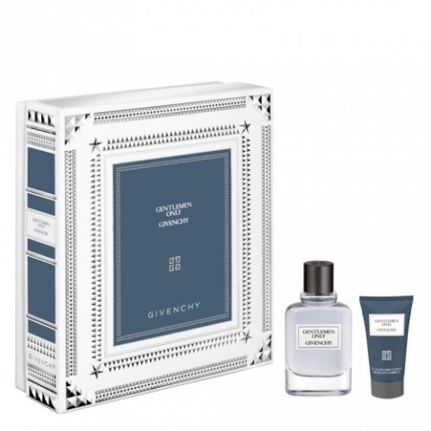 Gentlemen Only от GIVENCHY - Набор: т.вода 50 мл, гель д/душа 50 мл