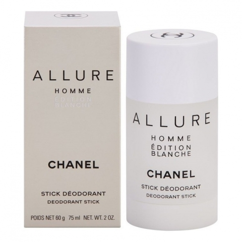 Allure Homme Edition Blanche от Chanel - Дезодорант-стик 75 г